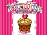 jeux Muffin Decoration